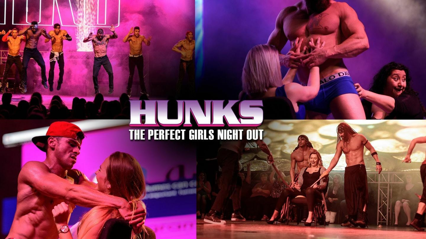 """""""HUNKS: The Show"""" at Lucky 13 Saloon in Brooklyn"""