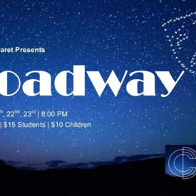 "Constellation Cabaret: ""Broadway"
