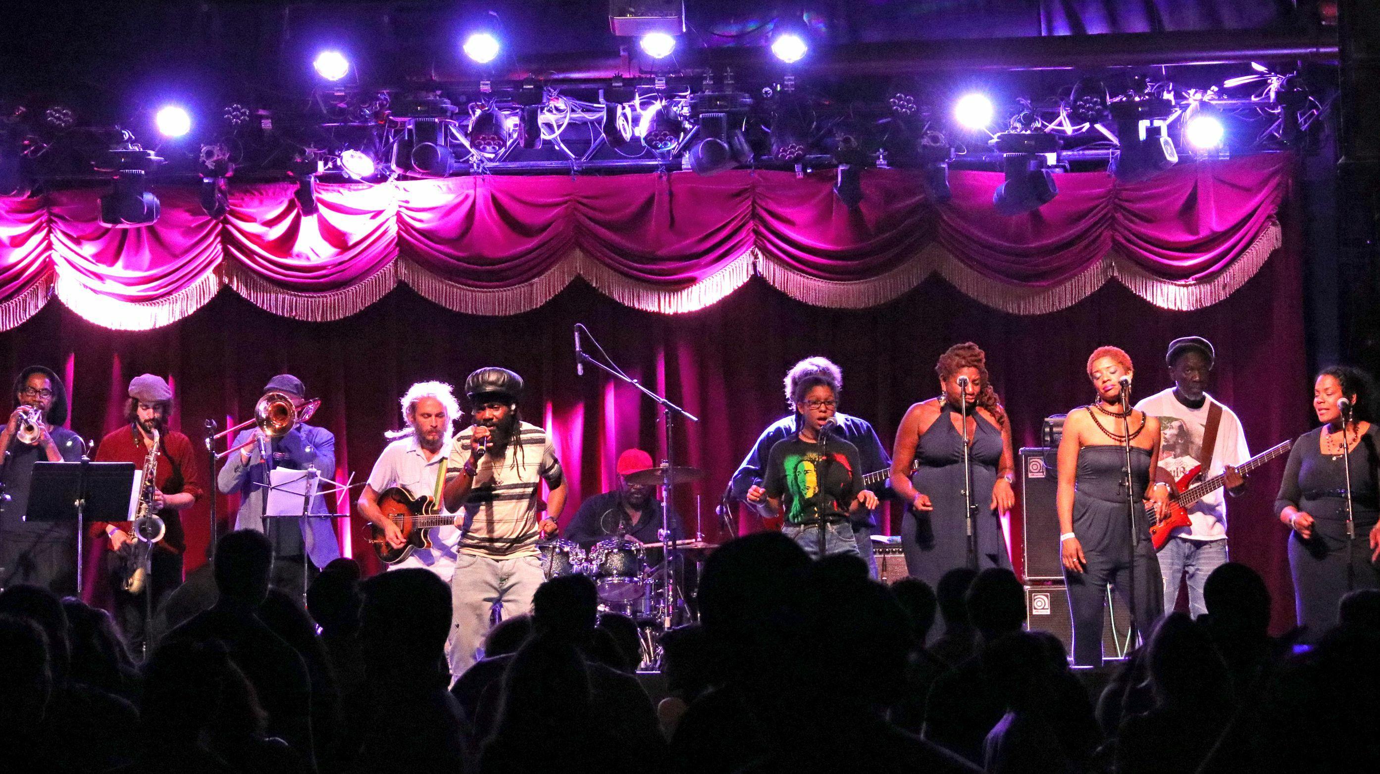Bob Marley Birthday Tribute With CCB Reggae All-Stars