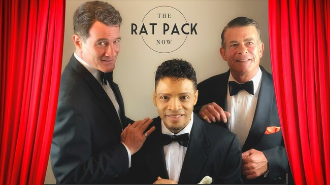 Rat Pack Now Tickets