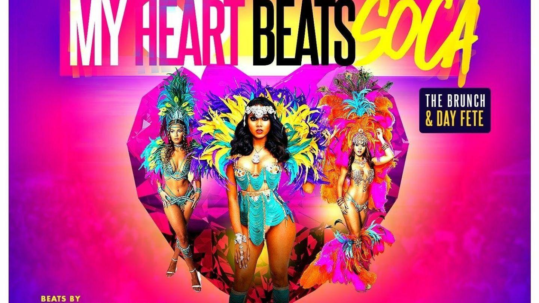 """My Heart Beats SOCA"": Thanksgiving Weekend Brunch & Day Party"