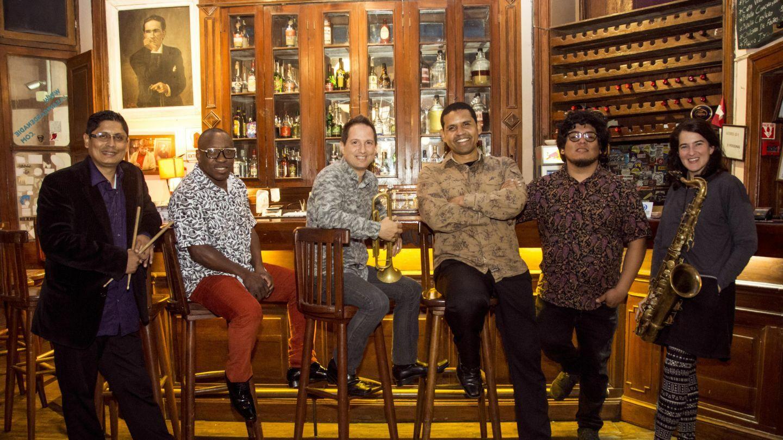 The Gabriel Alegria Afro-Peruvian Sextet's Post-Thanksgiving Day Concert!