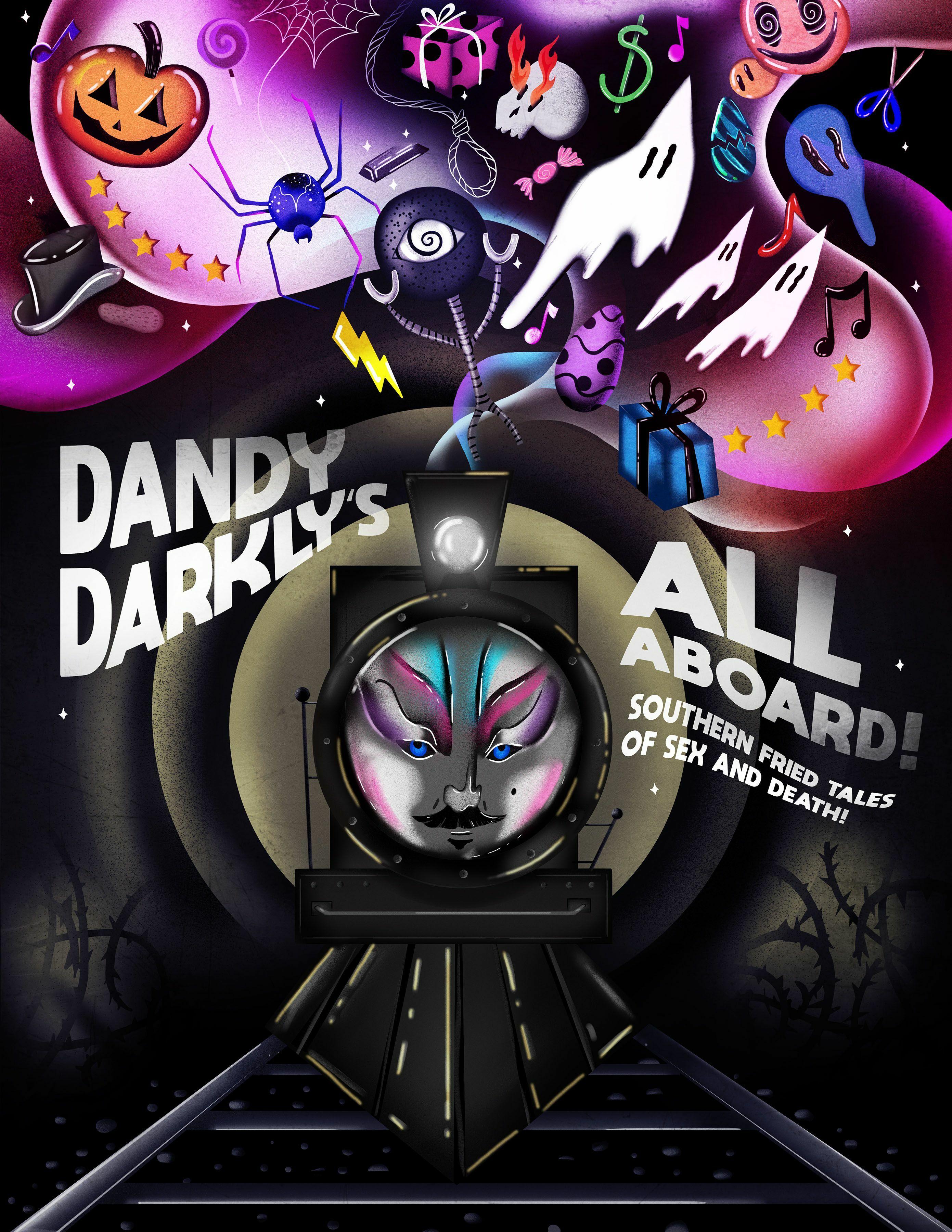 "Dandy Darkly's ""All Aboard!"""