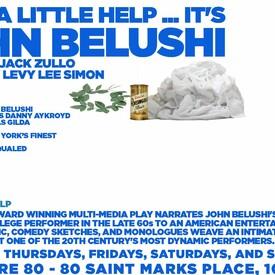 With a Little Help...It's John Belushi