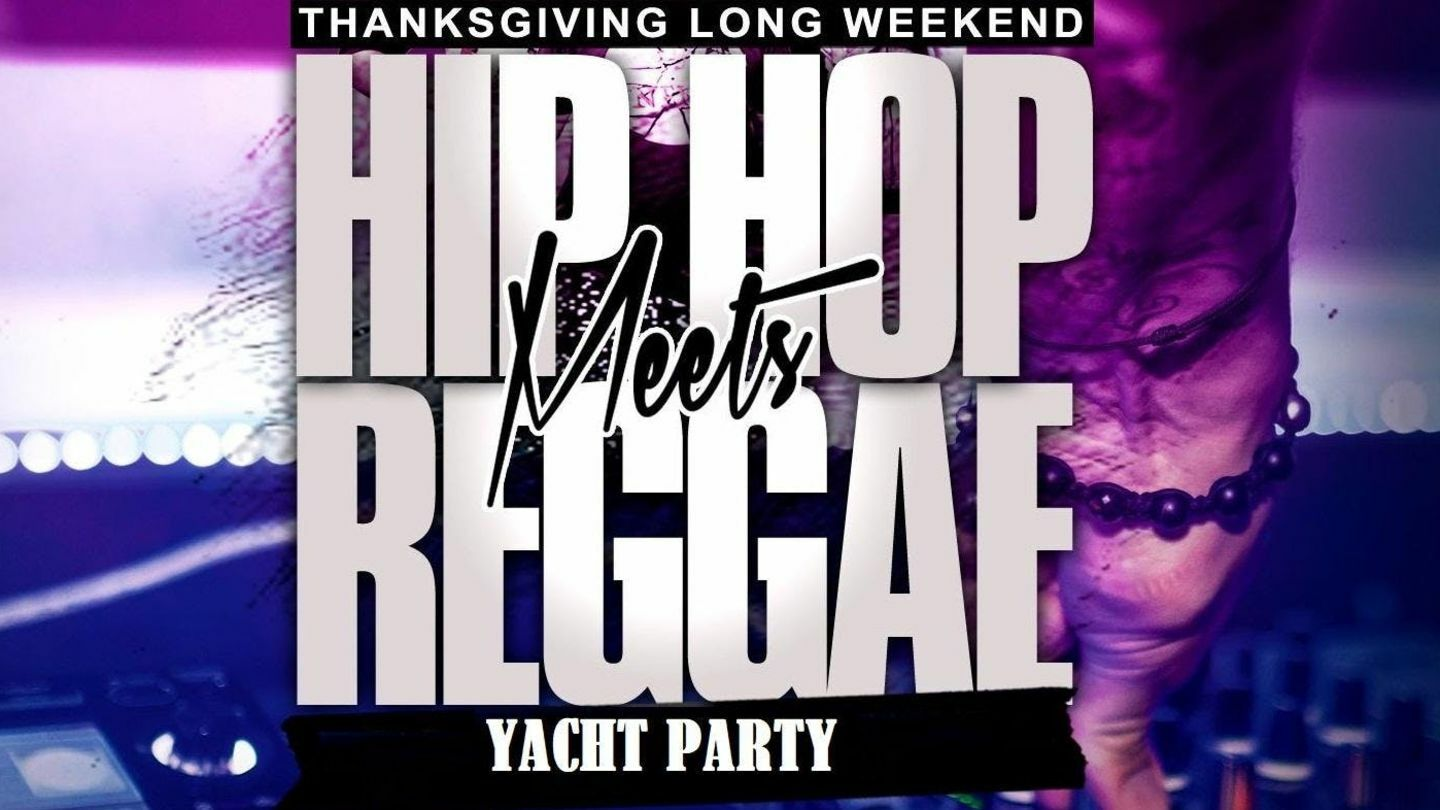 Hip-Hop Meets Reggae on the Water