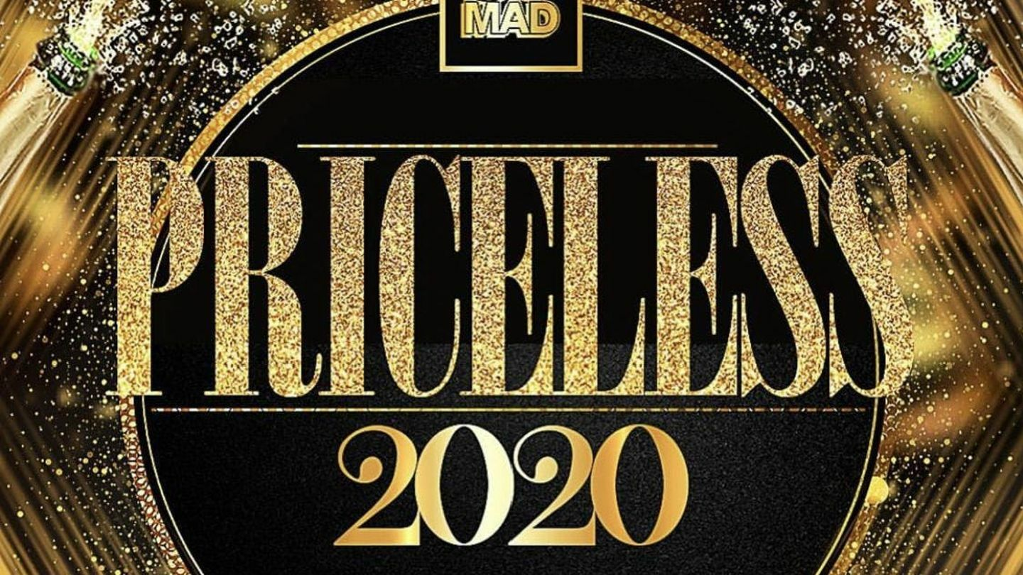 Priceless: New Year's Eve