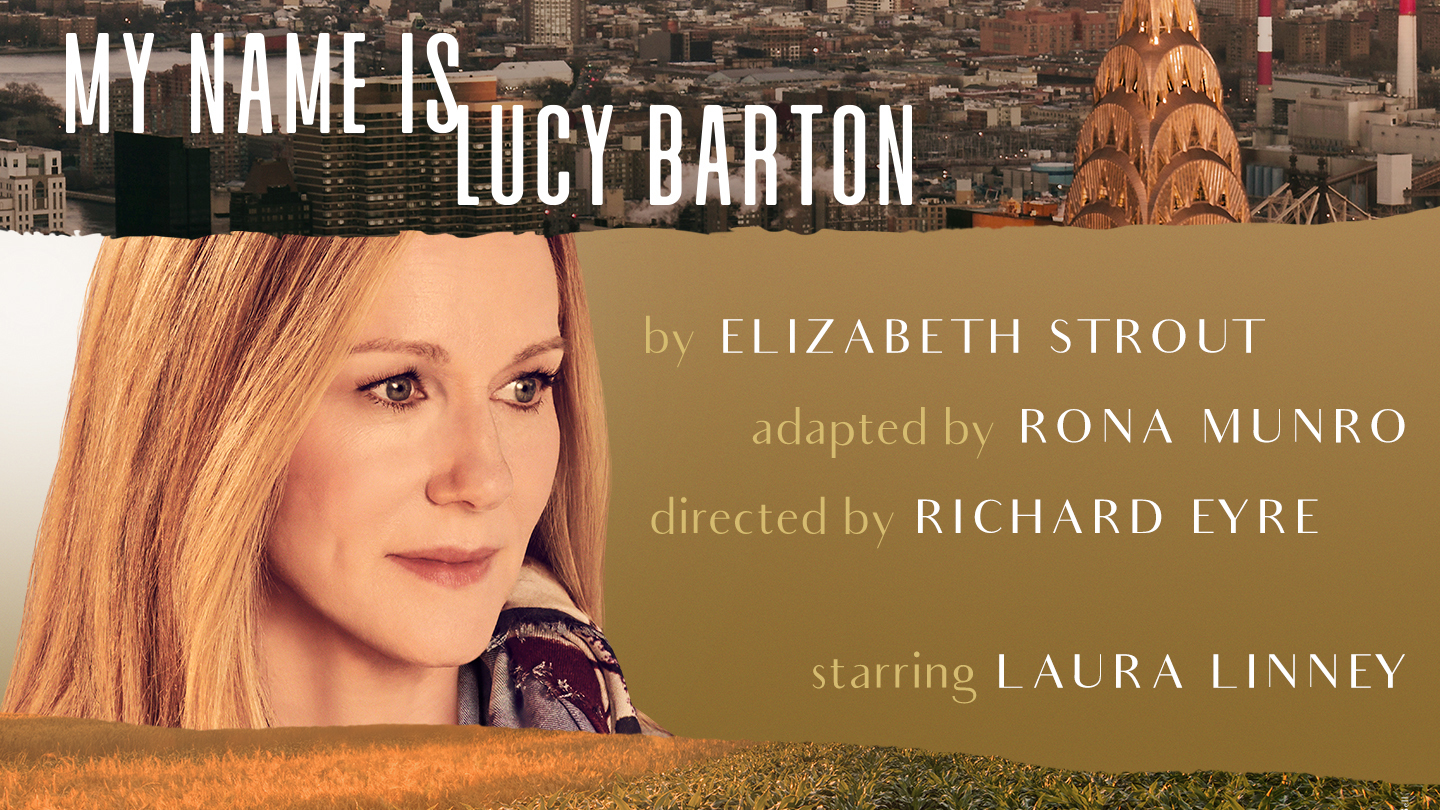 """Laura Linney in """"My Name Is Lucy Barton"""" on Broadway"""