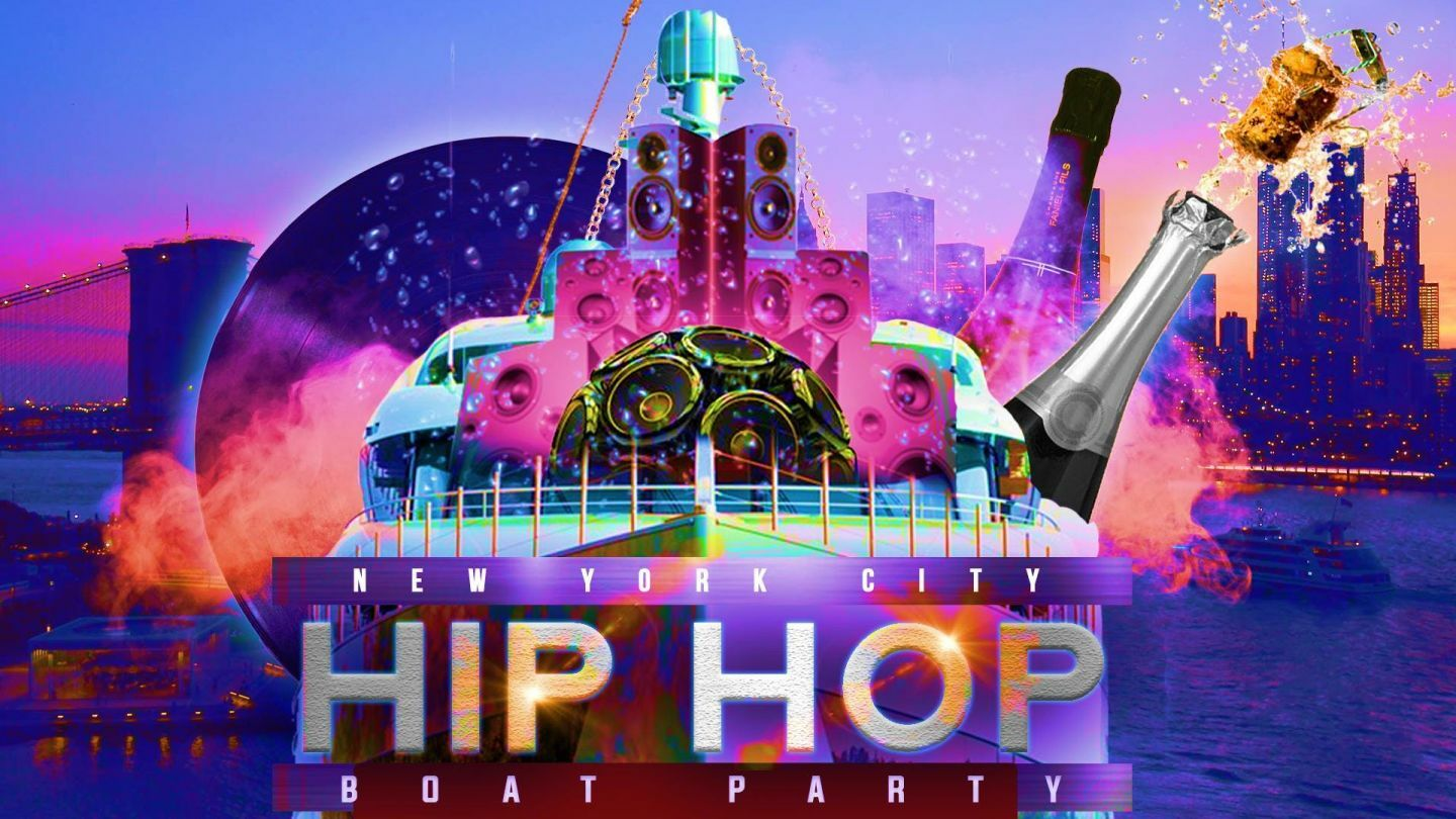 Hip-Hop & R&B Thanksgiving NYC Boat Party Yacht Cruise
