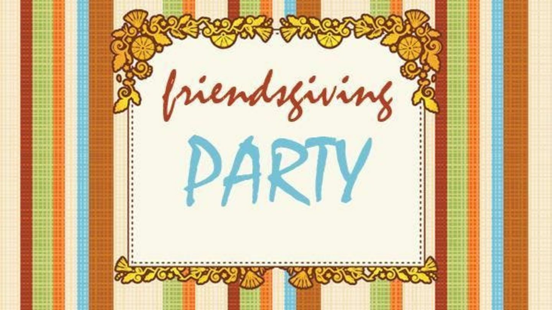 Friendsgiving Penthouse Party