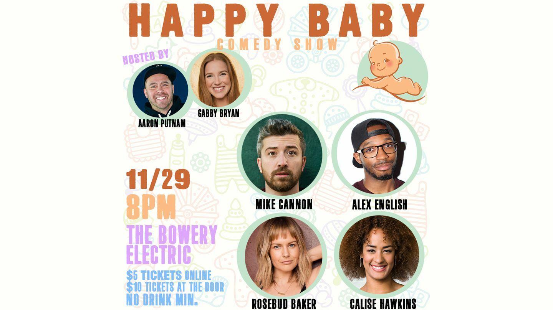 """Happy Baby Comedy Show"""