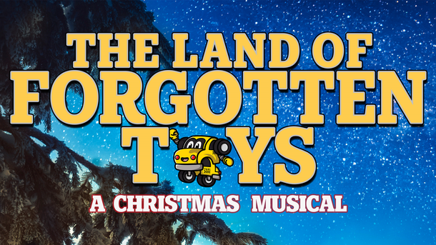 """The Land of Forgotten Toys"""