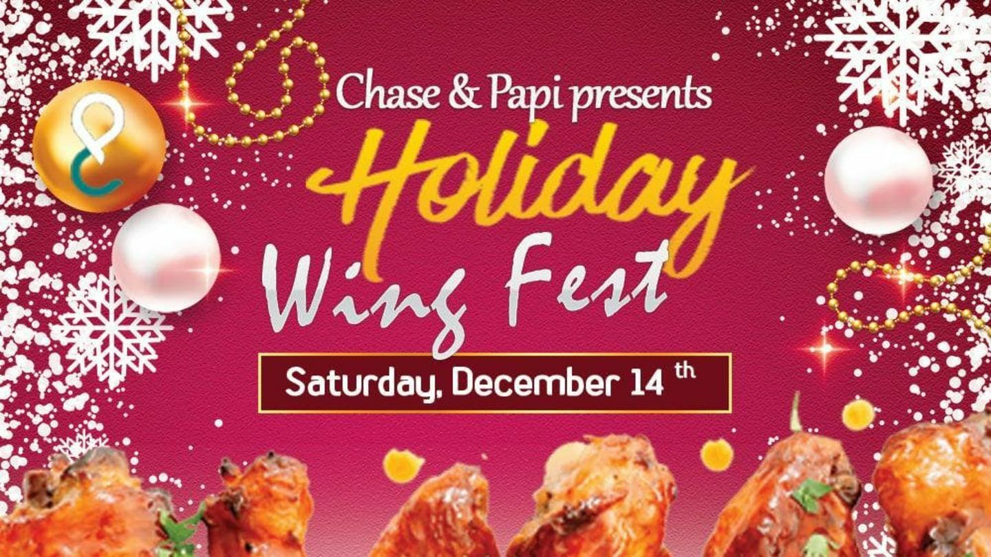 Holiday Wing Fest