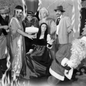 The Plot to Overthrow Christmas