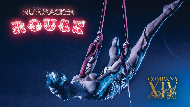 """""""Nutcracker Rouge"""": A Baroque Burlesque Confection"""