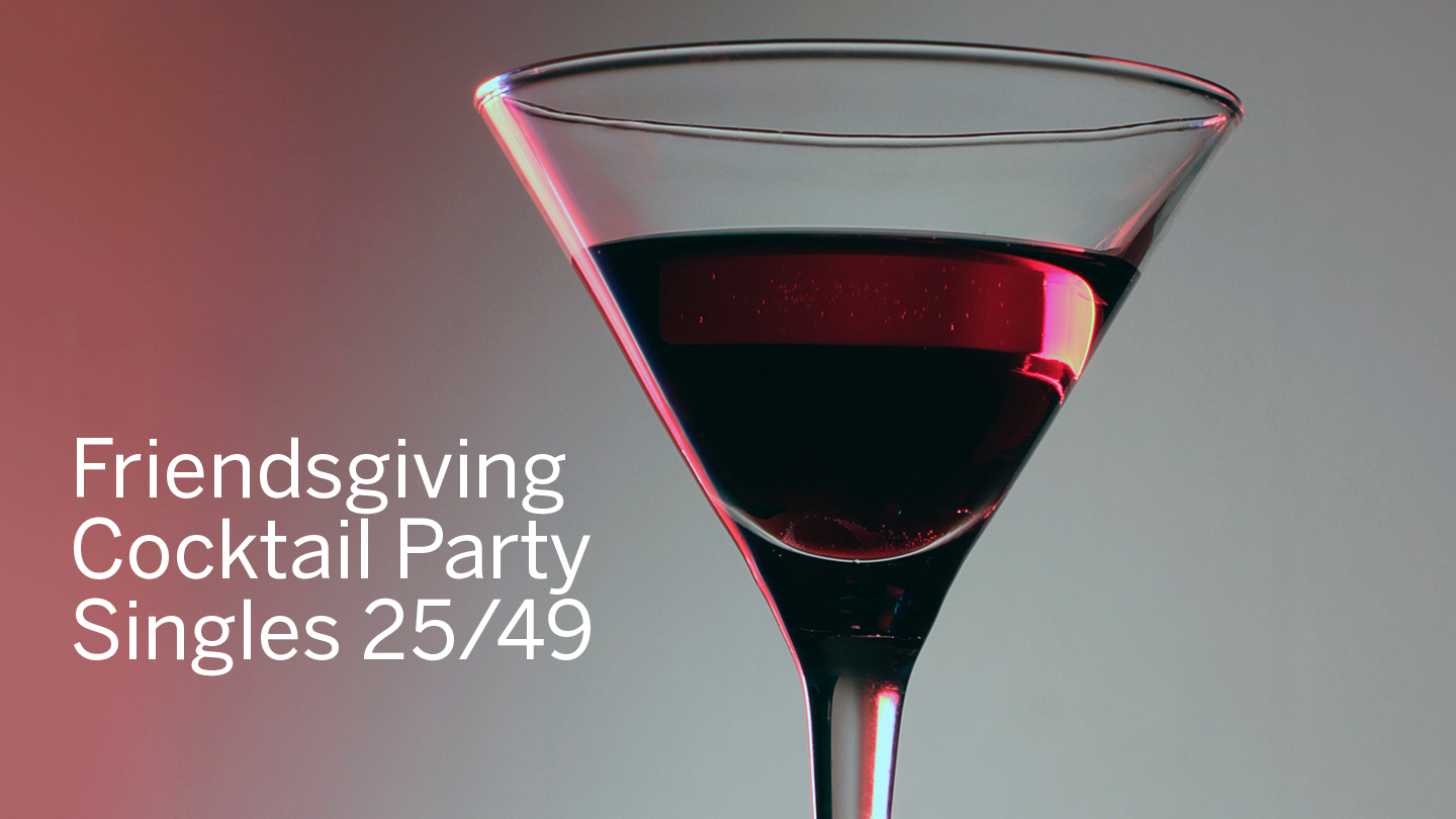Friendsgiving Party for NYC Singles
