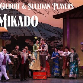 "New York Gilbert & Sullivan Players: ""The Mikado"
