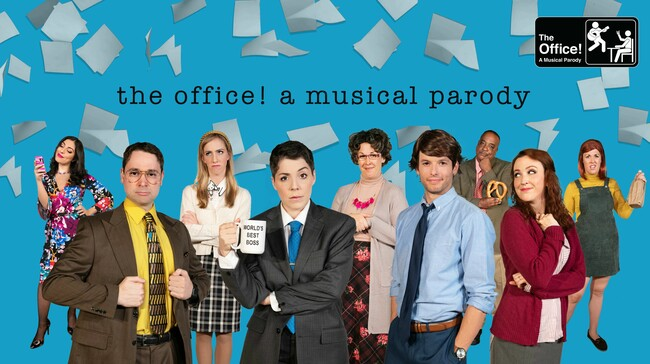 The Office! A Musical Parody - National Tour Tickets