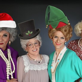 """The Golden Girls"""": The Holiday Edition Vol. 2"""