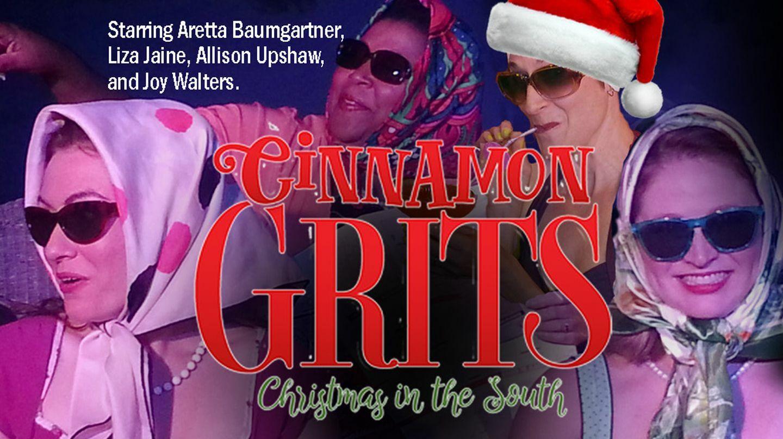 Cinnamon Grits