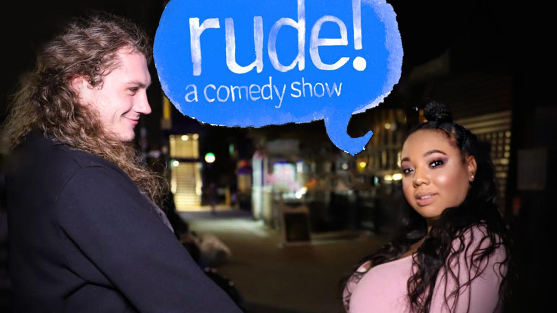 """""""Rude!"""" Comedy in Bushwick"""