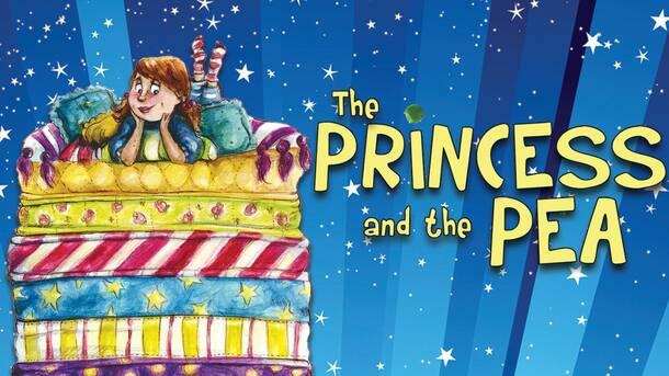 """The Princess and the Pea"""