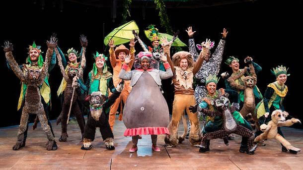 """Madagascar - A Musical Adventure"""
