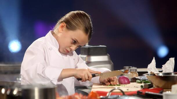 """MasterChef Junior Live!"""