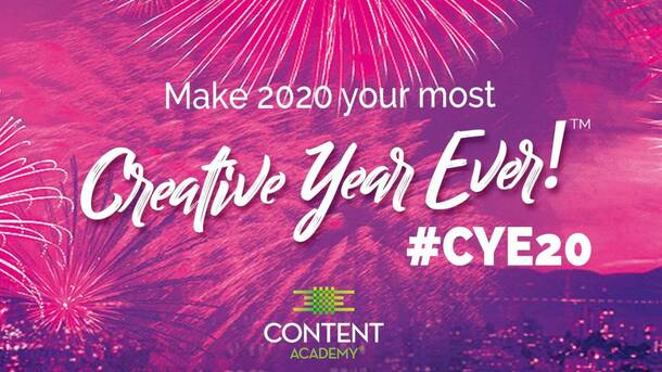 Creative Year Ever!™ Goal Planning Workshop