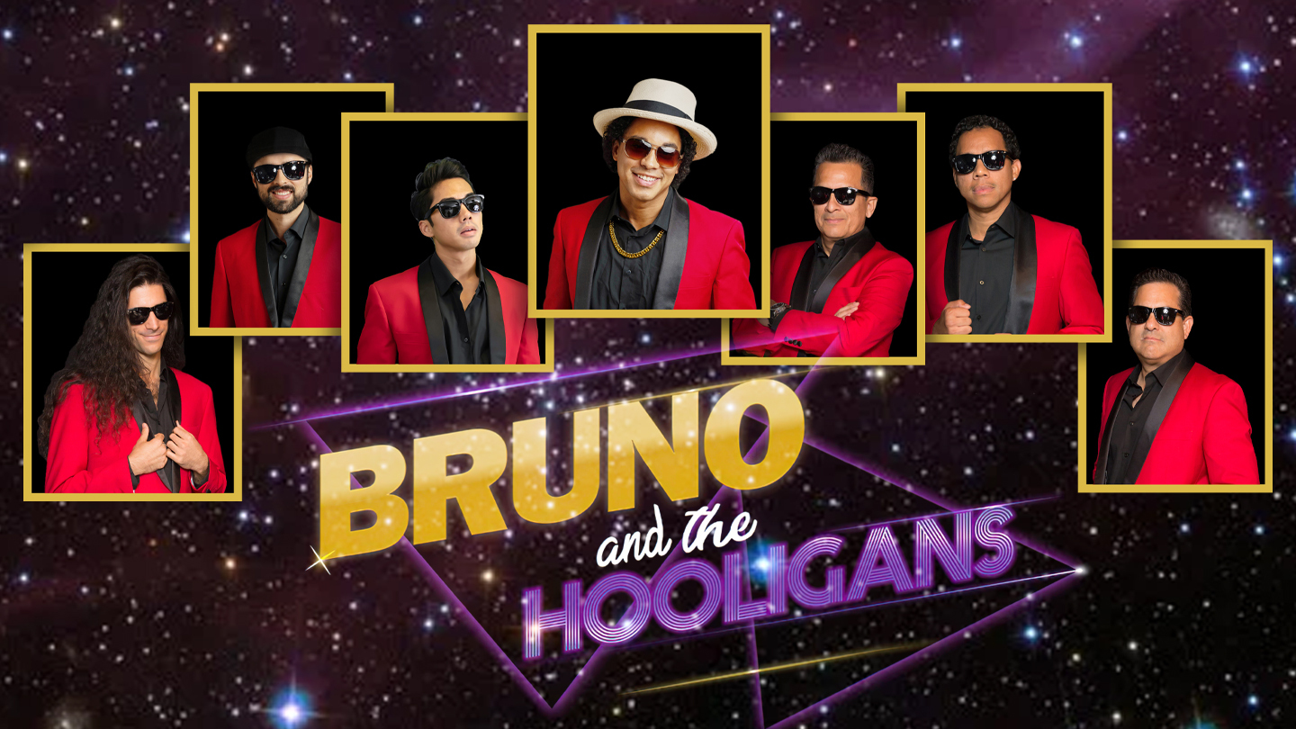Bruno Mars Tribute by Bruno & The Hooligans