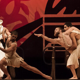 """WORLD STAGES -- """"The Clemency of Titus"""