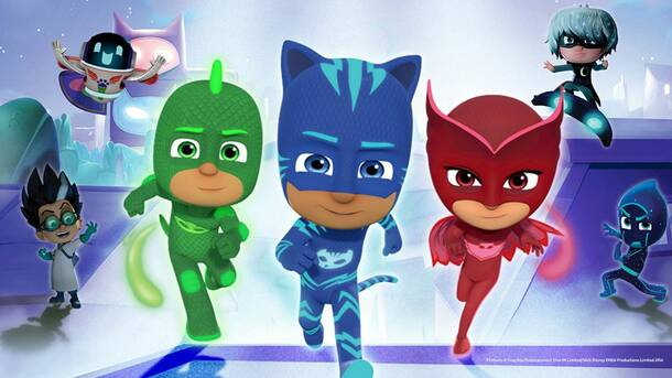 """PJ Masks Live! Save the Day"""