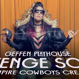 Revenge Song: A Vampire Cowboys Creation