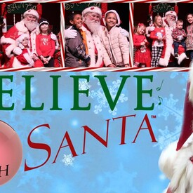 """Believe with Santa"""" - A Santa Claus Experience!"""