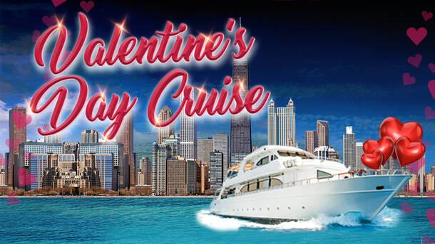 Valentine's Day Booze Cruises on Lake Michigan