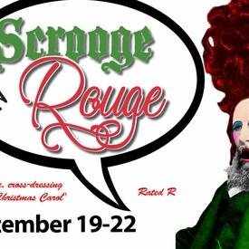 Scrooge in Rouge