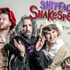 """Shit-faced Shakespeare®: """"The Merchant of Venice"""