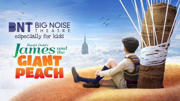 """James and the Giant Peach"""