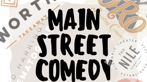 The Main Street Comedy Show