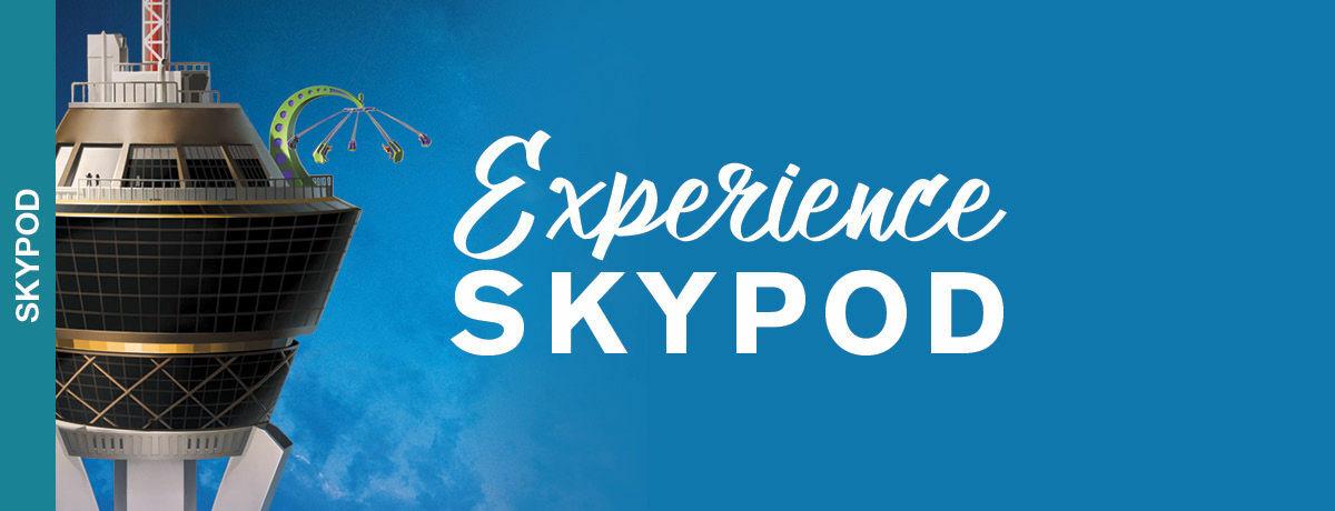 Stratosphere Skypod & Thrill Rides
