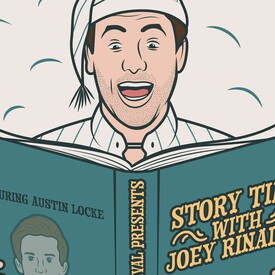 "Story Time with Joey Rinaldi"" - Frigid Festival"