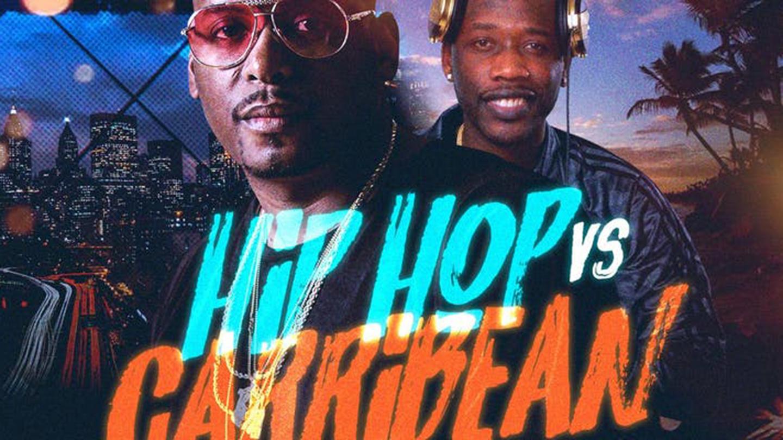 Dance Battle Between Hip Hop & Caribbean