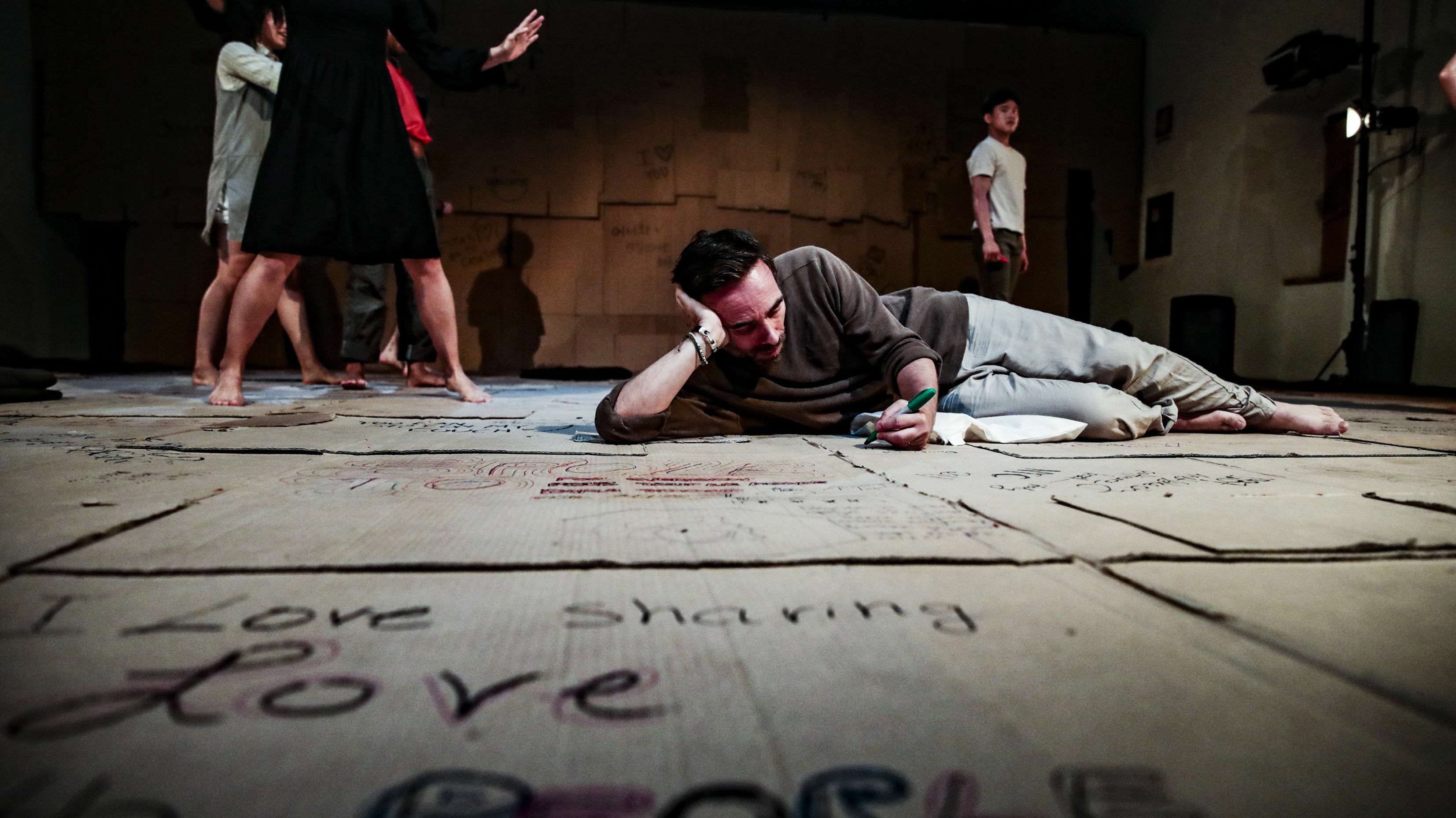 Dance-Theater Piece Explores the Walls That Divide