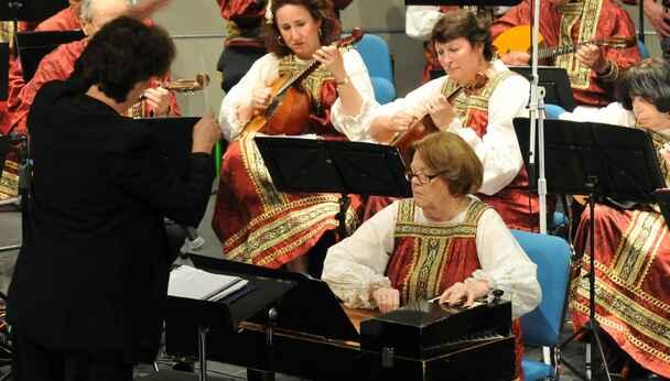 Washington Balalaika Society 30th Anniversary Concert!