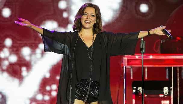 Country Legend Martina McBride Live