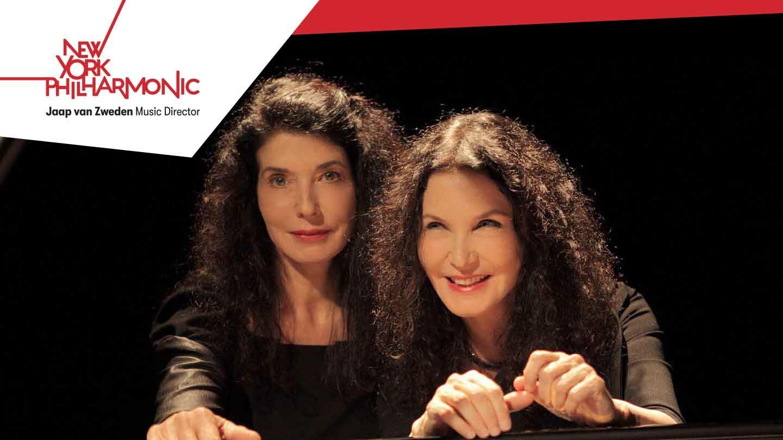 """""""Concerto for Two Pianos"""" & R. Strauss' """"Ein Heldenleben"""""""