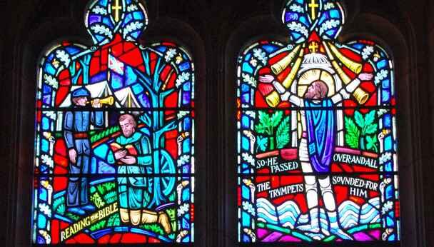 Washington Cathedral Highlights Art Tour