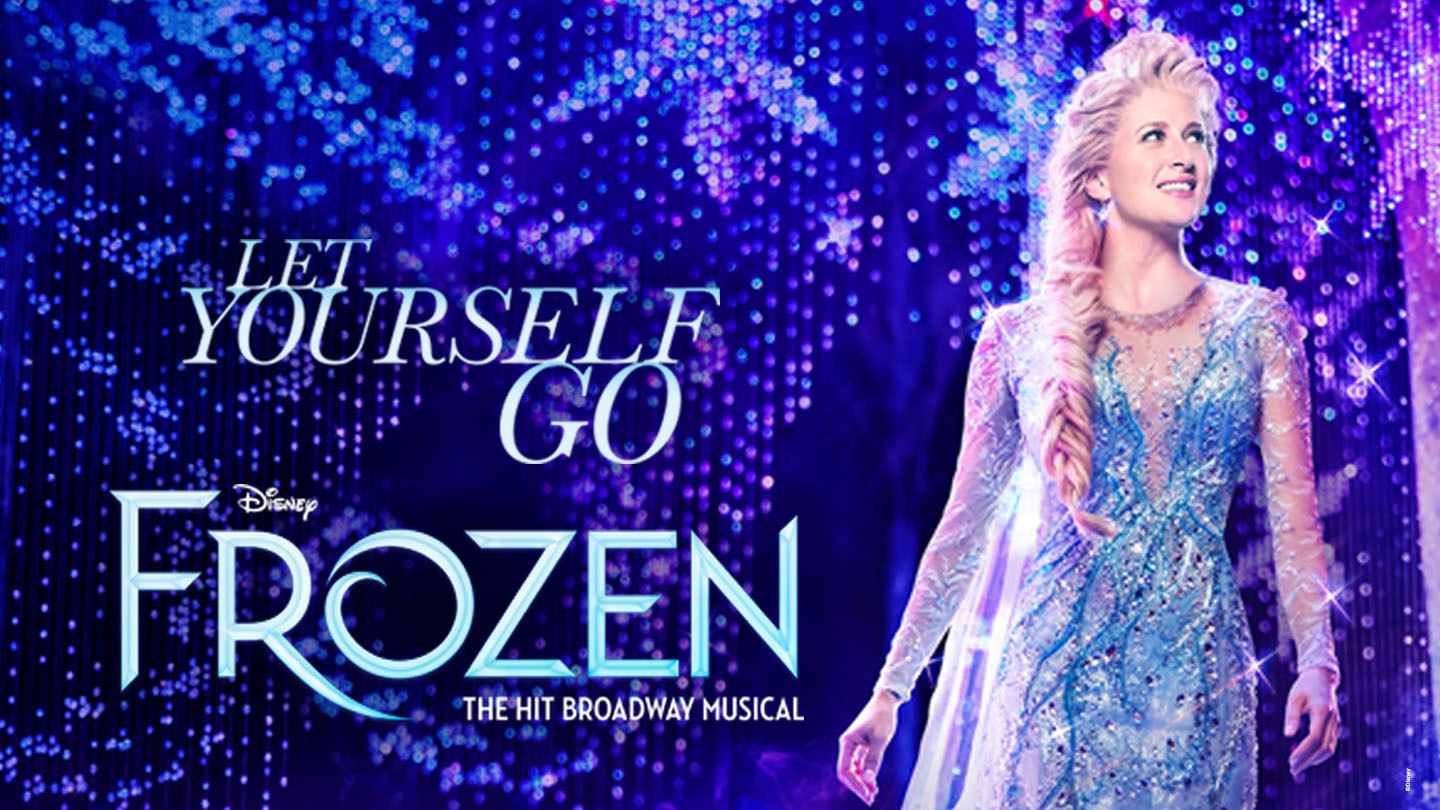 """""""Frozen"""": The Hit Broadway Musical"""