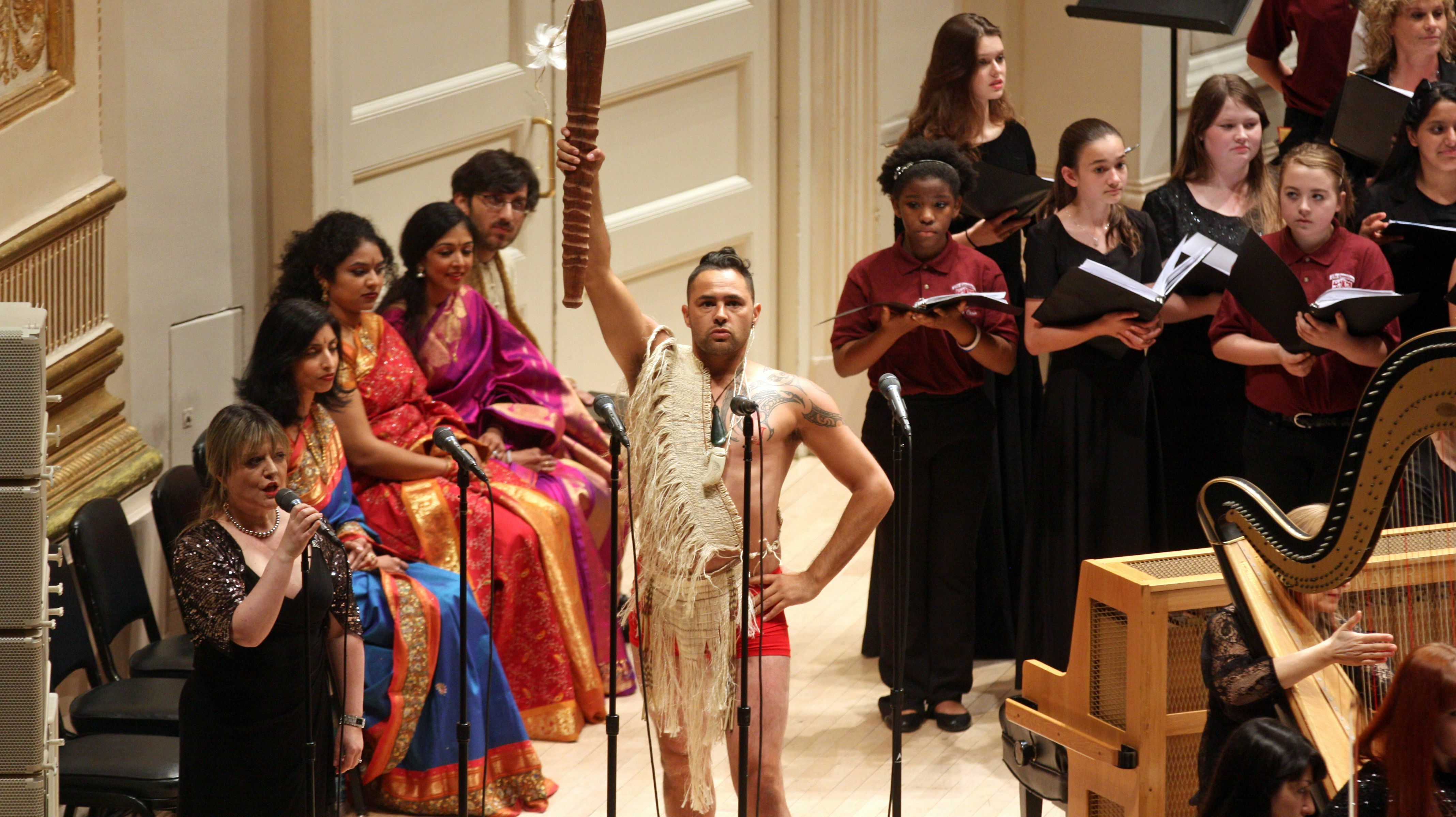 """Choral Groups Come Together for DCINY's """"Calling All Dawns"""""""
