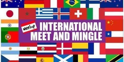 International Mixer at The World Bar