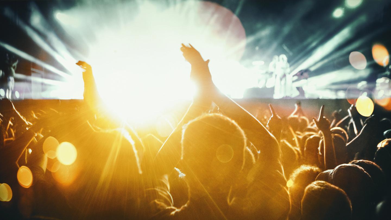DJ Self: Red, Orange and Yellow Spring Fever Affair